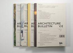 Achitecture Bulletin - NAi - www.hansje.net #hansje