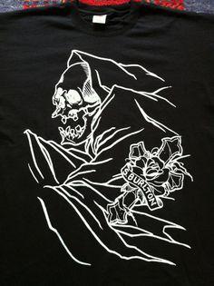GEIST OHNE KöRPER #shirt #print #tattoo #illustration