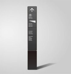 Wayfinding | Signage | Sign | Design | 公园导视牌