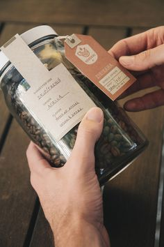 takeovertime #packaging #coffee #jar