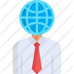 See more icon inspiration related to globe grid, head, world, earth, person and people on Flaticon.