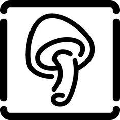fungo, via Flickr. #iconography #icon #sign #icons #symbols #signs