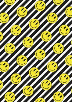 smiley, acid, pattern, stripes, fun, house,