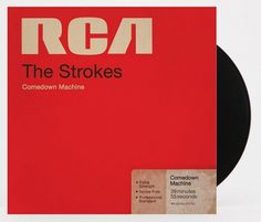 Comedown Machine Cover Art #music #cover #album