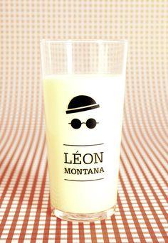 Leon Montana #logotype #lon #portman #design #leon #der #reno #the #corporate #professional #natalie #cleaner #profi #film #type #killer #montana #jean
