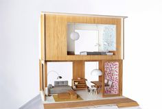 Miniio - A Dolls House With A Difference #house #dolls