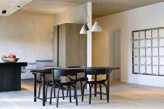 Minimalist Apartment in Munich / INpuls Studio