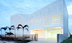 Interactive floor plan: Alam Residence, Jakarta | Architecture | Wallpaper* Magazine #id #windows #architecture #ea #alam #residence