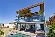 Concrete Beach House