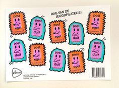 75B #stamp #postnl