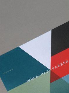 HKS Colourmatch 16 #print #design #graphic #typography