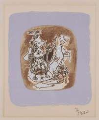 Braque, Georges. 1882 Argenteuil - 1963 Paris