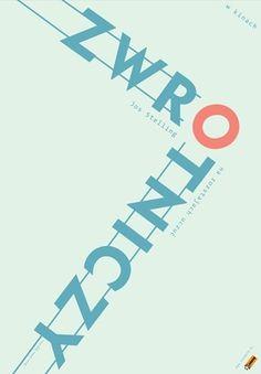 Homework modern polish poster design
