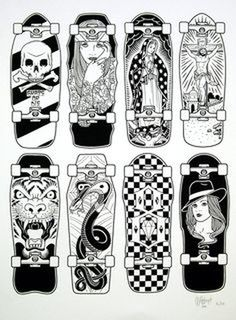 Mike Giant skateboards