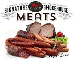 Branding and Package Design for Smokehouse Meats