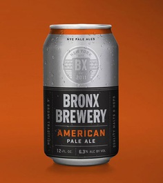 Bronx Brewery Cans