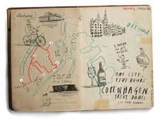 Oliver Jeffers Projects Cartography