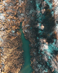 Poland From Above: Drone Photography by Federico Gasparrini