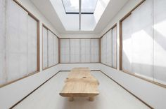 Mu-A by Inexdesign #interior #design #minimal #minimalism