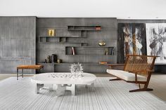 Sophisticated Parisian Apartment by Olivier Dwek 1