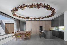 Melbourne's B.E Architecture Has Designed a Sensational Stone House Made of 260 Tonnes of Granite 5