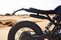 BOY JANSSEN'S XT 600 DESERT SLED