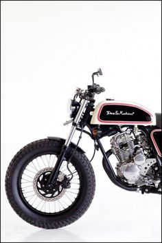 Deus Bali: The Deus 'Rocco' #bike #deus #motorcycle #dirt