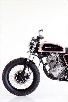 Deus Bali: The Deus 'Rocco' #bike #deus #motorcycle #dirt