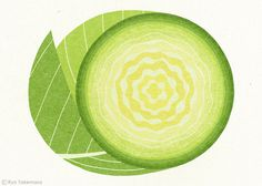 20120903020.jpg (720×514) #illustration #vegetable