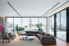 Living room, coffee table