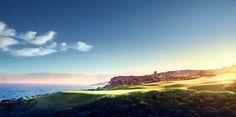 Sjöman Art - Portfolio of Jacob Sjöman Svensson #golf #photo #golfcourse #light #green