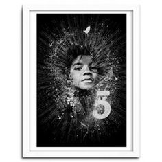 J.FIVE by Nicolas Obery FANTASMAGORIK #print