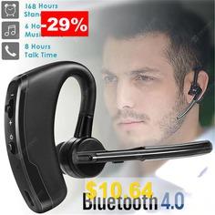 Bluetooth #4.0 #Wireless #Headphone #Stereo #Headset #Earphone #With #Mic #Professional #Business #Headset