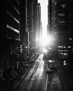 Magical Urban Photography in Chicago by Nick Crawford