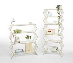 Stockwerk Shelf - #design, #furniture, #modernfurniture,