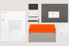 Tenzing Skincare by Mash Creative and Socio Design #print #graphic #design #business #card #stationary