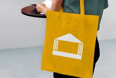 Wigan Little Theatre by Alphabet #print #graphic design #bag
