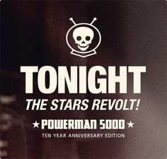 blog Â« matmacquarrie.ca #revolt #album #5000 #the #artwork #macquarrie #stars #mat #powerman #tonight
