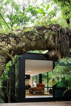 WABI SABI Scandinavia - Design, Art and DIY.: Nature + Architecture = Inspiring living