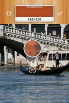 The Color Picker - User-Friendly Color Picker for iPhone 3GS, iPhone 4, iPhone 4S, iPod touch (3rd generation), iPod touch (4th generation) and iPad o #iphone #app #color
