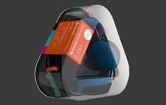 Coloud Headphones #packaging #design #headphones
