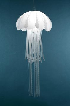 Hanging Lamps That Look Like Jellyfish Photo #objects #design #lights #dreams