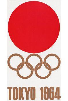 Tokyo 1964 #poster #tokyo #olympics
