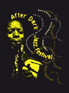 schizzi #jazz #poster