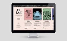 Insprd / Bench.li #webdesign