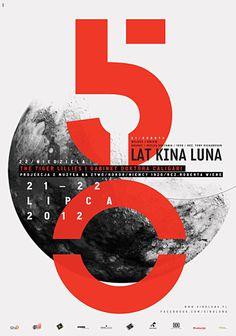 50 KINA LUNA by Krzysztof Iwanski