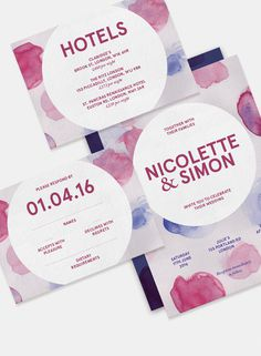 #wedding#invitation#watercolour#typography#minimalist#contemporary#designer#paper#craft