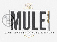 the mule #logo