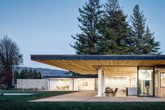 oak knoll residence, jorgensen design