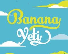 Banana Yeti Typeface